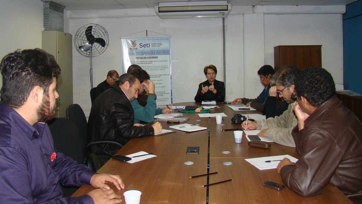 Sintespo participa da mesa de negociações.