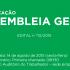 EDITAL n °10/2015 – Convocação de Assembleia Geral