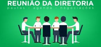 Diretores do SINTESPO se reúnem nessa quinta-feira