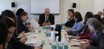 SINTESPO participa de reunião na SEAP