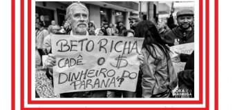 Ajuste fiscal do Paraná é um caso de polícia